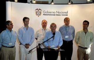acuerdo de paz farc y gobierno colombia