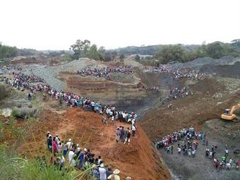 mineria ilegal en el cauca