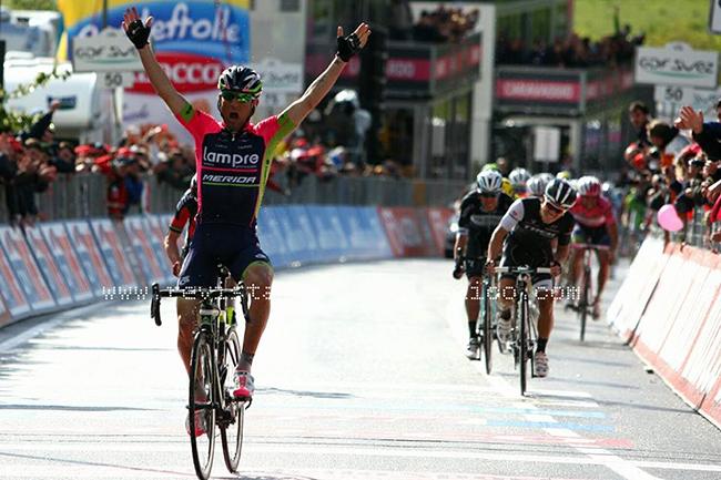 quinta etapa giro de Italia