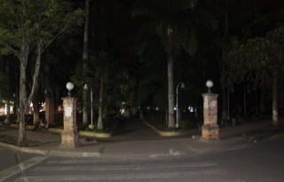 apagon parque principal