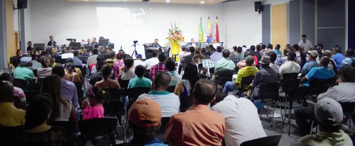 Administración presento informe de los primeros 100 días de gobierno 1