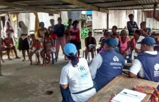 Se agudiza drama humanitario en el Litoral de San Juan