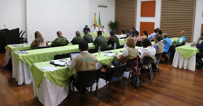 Plan de acción interinstitucional contrarresta la Minería ilegal en  Santander de Quilichao 1