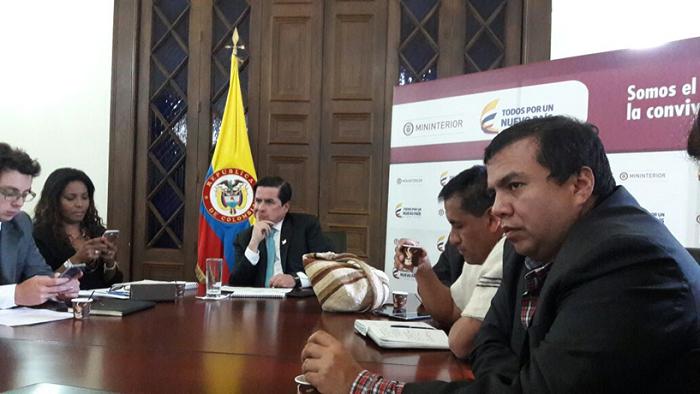 Frente a movilización campesina Gobernador del Cauca establece acercamientos con el CRIC  y el CNA