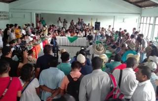 Gobierno logra acuerdos definitivos con las comunidades indígenas, campesinas y afrodescendientes