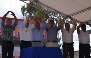 Gobernador del Cauca se compromete con la construcción de megacolegio para la comuna 2 en Popayán