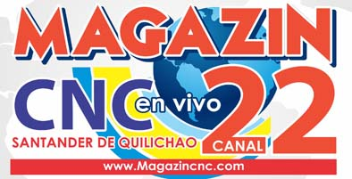 Magazin CNC Canal 22 Santander de Quilichao Cauca