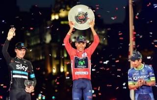 Nairo Quintana Campeon vuelta a españa