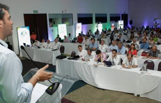 """""""Es el año de los récords en agricultura"""": Viceministro Pineda."""