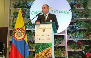 MinAgricultura pone al servicio de agricultores colombianos plataforma digital para llegar a mercados del mundo