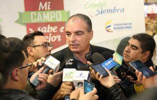 MinAgricultura anuncia congelación de precios de alimentos para la temporada decembrina.