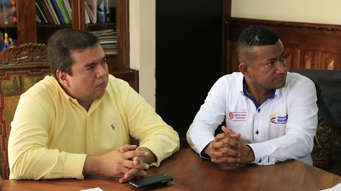 Cerca de 40 Millones de dólares gestiona gobierno departamental para el fortalecimiento de la Región Pacífico