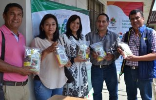 Gobernación del Cauca cumpliendo con el Programa de Seguridad y Soberanía Alimentaria a través de PANES