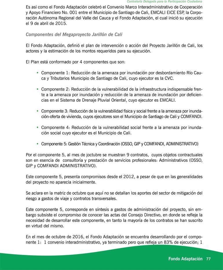 Informe fondo adaptacion octubre 2016-2