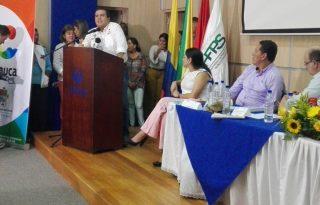 Hospital Francisco de Paula Santander principal Obra del Posconflicto en el Cauca
