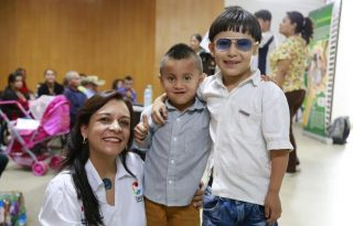 Masiva asistencia a 'Operación Sonrisa', cerca de 200 personas valoradas