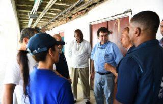Defensor del pueblo reitera llamado a las autoridades estatales para que le den solución a los problemas estructurales que afectan a Buenaventura.