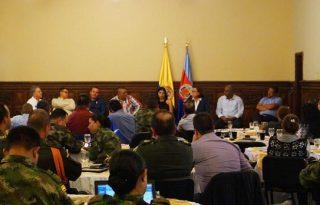 Desde el Cauca, Fuerza Pública y Autoridades del Sur Occidente Colombiano analizaron retos y desafíos del PosConflicto.