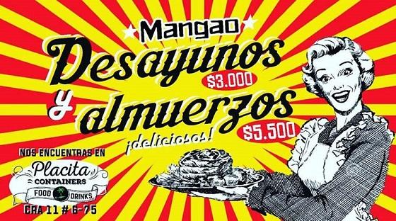 Restaurante Mangao