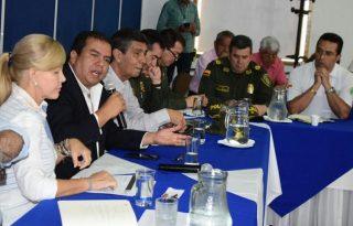 """""""El diálogo puede reducir tensiones en el norte del Cauca"""", Gobernador Óscar Rodrigo Campo Hurtado."""