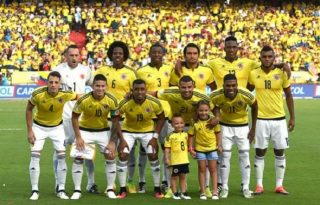 Seleccion colombia foto cortesia AFP