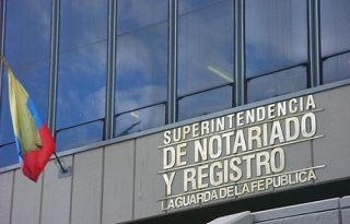 Supernotariado y registro