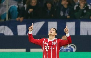 James rodriguez bayer