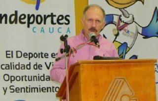 Exgobernador Temístocles ortega Narváez, dice que está listo para esclarecer hechos por corrupción en Indeportes Cauca.