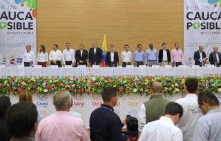 Más de medio billón de pesos ha logrado el Plan de Choque en cinco meses para la Región Pacífico
