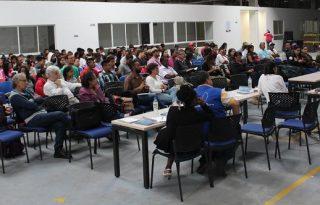 Masiva asistencia a 'Diálogo del Alto Cauca por el Agua' en el Campus Carvajal de Santander de Quilichao