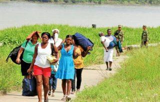Población desplazada enfrenta grave situación humanitaria en Buenaventura Defensoría del Pueblo