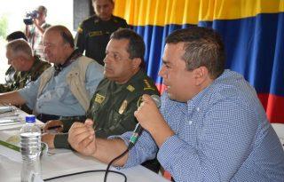 Importantes acciones serán ejecutadas para el fortalecimiento de la seguridad en el Departamento