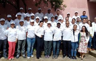 Indeportes Continúa trabajo técnico con proyección a Juegos Nacionales 2019.