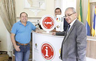 El turismo se fortalece con acciones del Gobierno departamental