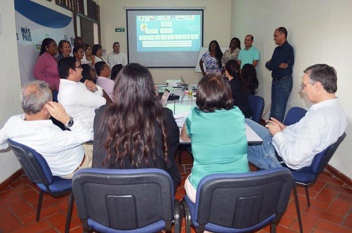 Gobernación del Cauca avanza en el fortalecimiento de la microempresa en el norte del Cauca