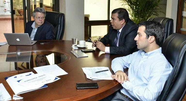 Gobernador del Cauca lideró reunión con ANI y concesionario Nuevo Cauca para dar celeridad a la construcción de doble calzada Popayán- Santander de Quilichao