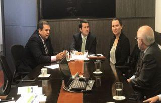 Gobernador del Cauca y Director de la ANI expresan su preocupación frente a retrasos de la doble Calzada Popayán – Santander de Quilichao