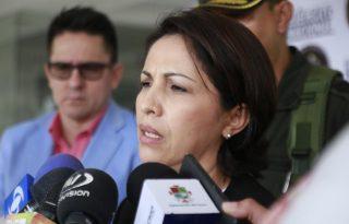 Autoridades garantizan la seguridad en el marco de la jornada electoral