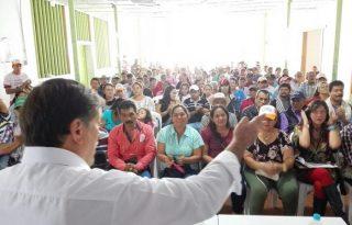 """""""Me ha sorprendido la respuesta en mi campaña en otras regiones del país"""" dijo """"El Mono"""" González"""