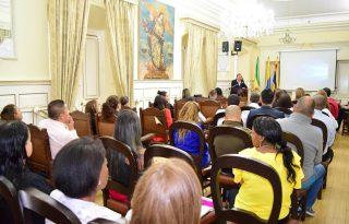 Gobernación del Cauca y Federación Nacional de Departamentos articulan acciones de fortalecimiento de la gestión