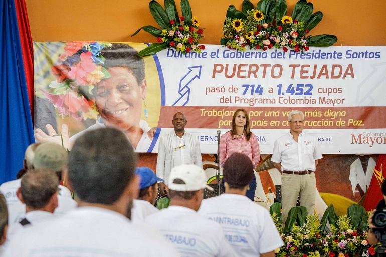 Ampliación de cobertura del programa Colombia mayor se anunció en Palmira y Puerto Tejada1