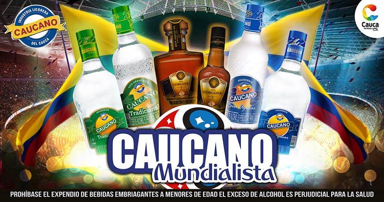 CAUCANO MUNDIALISTA