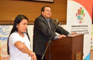 Gobernación del Cauca socializa proyecto de Política Pública de Juventud