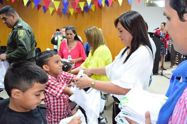 En asocio con el Hospital Susana López y otras entidades, Gobernación lanzó el programa 'Campeones de la vida'
