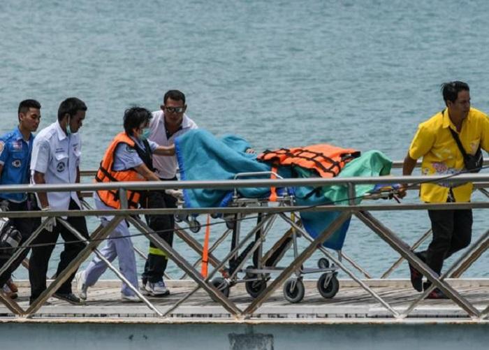 Murió buzo en rescate de niños atrapados en una cueva de Tailandia