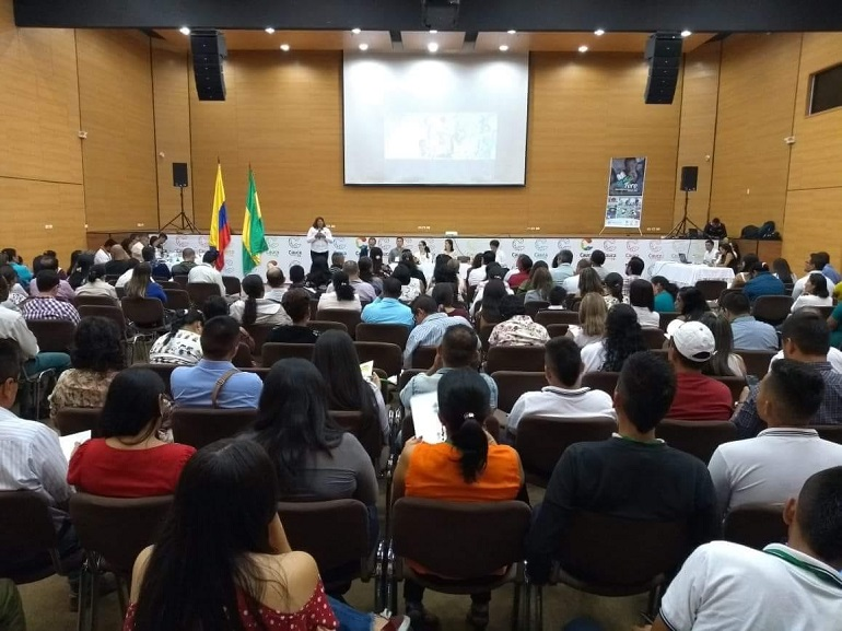 """La IEA San Antonio de Santander de Quilichao, presento """"CONSTRUYENDO Y DESARROLLANDO IDENTIDAD"""" experiencia ganadora del FORO EDUCATIVO DEPARTAMENTAL RURAL 20181"""