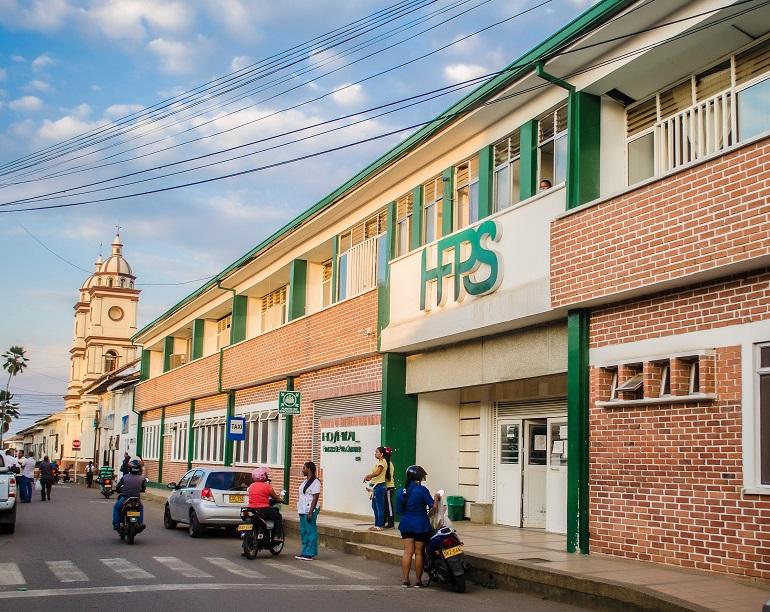 Hospital Francisco de Paula Santander.